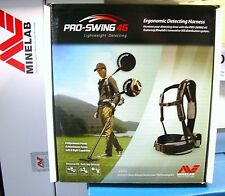 MINELAB PRO SWING 45 METAL DETECTOR HARNESS FOR EFFORTLESS DETECTING LESS STRESS