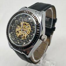 Bellos Watch Montre squelette automatique  AN-G1230 Etat proche du neuf