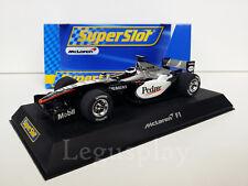 Slot SCX Scalextric Superslot McLaren MP4-16 F1 #10 Pedro De La Rosa