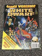 White Dwarf Magazine Issue 173