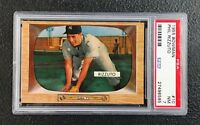 New York Yankees Phil Rizzuto 1955 Bowman #10 PSA NM 7