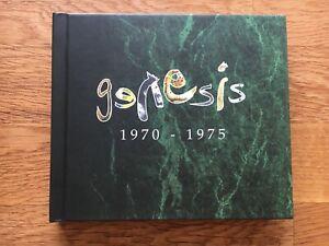 Genesis - 1970-1975 - SACD/DVD Bonus Discs ONLY - PLEASE READ