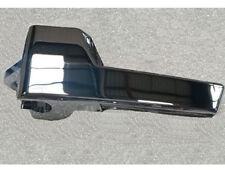 MK2 GOLF Inner Door Lock Pull, Left Hand Rear, Chrome - 321837225B