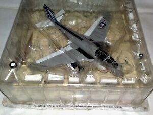 Aircraft Grumman A-6E Intruder USA 1/72 black tail