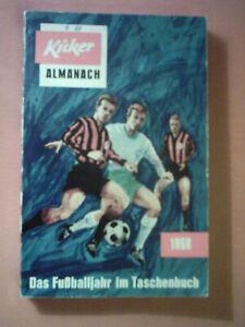 Kicker Almanach 1968