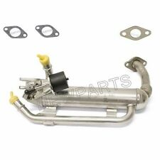 NEW VW Jetta 2005-2006 TDI EGR Cooler with Valve Gaskets Kit High Quality