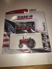 1/64th Scale State Tractor Series Farmall M Maryland #40 Die-Cast