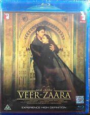 Veer Zaara - Shahrukh Khan, Preity Zinta - Hindi Movie Bluray Special Edition