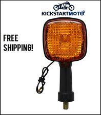 For Honda CT110 CT 110 CT110X Postie Bike Indicator Blinker Complete Lens+Stem