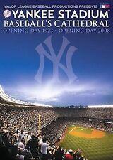 MLB Yankee Stadium: Baseballs Cathedral (DVD, 2008, 2-Disc Set)