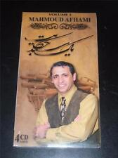 4-CDs set MAHMOUD AFHAMI Yek Sabad Hekayat Volume 1 NEW Afghan Music Afghanistan