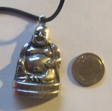Alleged LUCKY WISHING BUDDHA pendant RUB THE BUDDAH famous rare EXCLUSIVE!!!!!!!