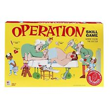 Milton Bradley Classic Operation Skill Board Game, Ages 6 and up (Amazon Exclusi