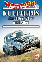 Kultautos der 60er, 70er und 80er - Quartett (29.03.2019, Kartenspiel)