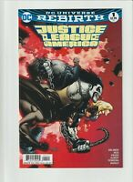 Justice League of America (2017) #1B DC  FSH D