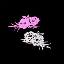 Flower Design Metal Cutting Dies Stencil for Scrapbooking Album Cards Making ZPZ