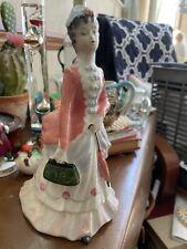 Avon Lady West Germany Figurine. 1961 Nice!