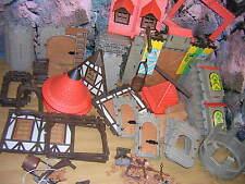 (C1-3-4-5-6) Ritterburg 3666 3667 3888 3665 3030 3450 3447 Zubehör Ersatzteile