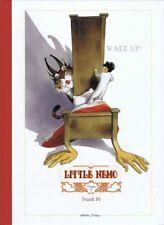 """Frank Pé - Little Nemo """"Wake Up"""" Tirage de tête Tome 1 - éditions Toth"""