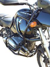 Crash Bars Pare carters Heed BMW R 1150 GS (99-04) - Full Bunker, noir