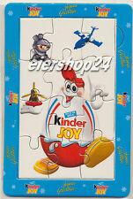 Original KINDERINO WERBEPUZZLE von Ferrero mit Stanzrahmen aus Indien!!!