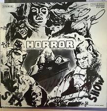 Horror Charly - Horror Sex Show - Horror Records H-LP 2200 - signiert - Vinyl