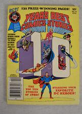 Best Of DC 11 Blue Ribbon Digest 1979 FN VF Superman Batman Deadman