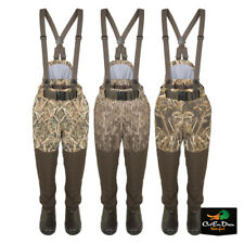 DRAKE WATERFOWL GUARDIAN ELITE UNINSULATED BREATHABLE CAMO WAIST HIGH WADERS