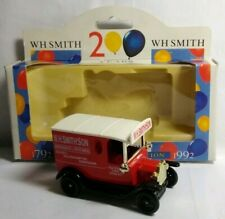 LLEDO DAYS GONE WH SMITH & SON 200 YEARS 1792-1992 MODEL T FORD DELIVERY VAN