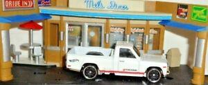 HOT WHEELS Loose Mazda Repu (White Version)