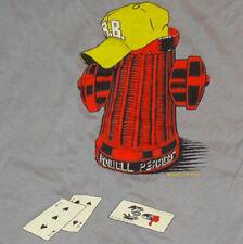 POWELL PERALTA - Ray Barbee - '80s Long Sleeve Skateboard Tee Shirt - NOS
