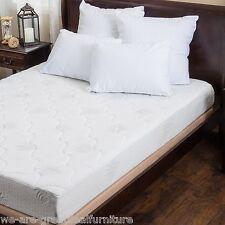 Bedroom Aloe Gel Memory Foam 8-inch Twin XL-size Smooth Top Mattress