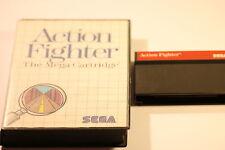 Sega Master System  Boxed Game ACTION FIGHTER 1987