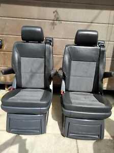 Sitze SItz VW T6 T6 Leder Alkantara