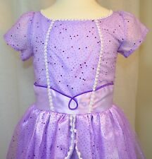 Girl Sofia Princess Costume, gorgeous dress - Size 6, Cartoon inspired dress up