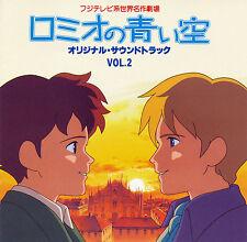 Romeo's Blue Skies - Romeo No Aoi Sora - CD OST - Taro Iwashiro - Club Dorothée