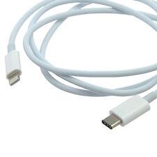 Câble Adaptateur Connectique USB-C Mâle Vers 8 Broches iPhone iPod iPad 1M