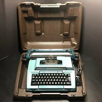 Smith-Corona Coronet XL Coronamatic Electric Typewriter with Case | Used &Tested