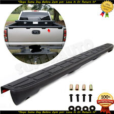 Tailgate Cap Cover Molding Top Protector Fits 99 07 Chevy Silverado Gmc Sierra Fits Chevrolet