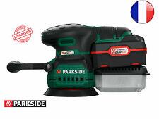 PARKSIDE® Ponceuse Excentrique sans Fil »PAXS 20-Li A1« avec chargeur &Batterie