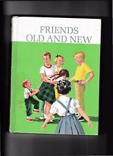 FRIENDS OLD AND NEW---DICK AND JANE---W. J. GAGE LIMITED---HC---1964