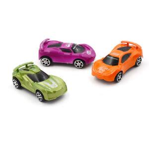 Pull Back Car Toys Children Racing Car Mini Car Cartoon Pull Back Kids Toys S,AU