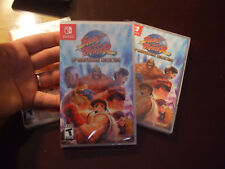 Street Fighter 30th Anniversary Collection NINTENDO SWITCH NEW SEALED US EDITION