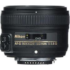 Nikon Lente AF-S NIKKOR F/1.8G - 50 mm