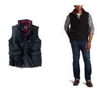 Men's Woolrich Langhorne Winter Vest in Black- Brand New  L, XL