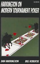 Harrington on Modern Tournament Poker : How to Play No-Limit Hold ¿em...