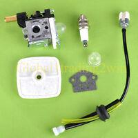Carburetor Fuel LIne Kit For Zama RB-K75 ECHO PE-200 SRM210 HC150 PE201 Trimmer