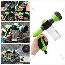 Green Car Foam Water Gun Washer Gun High Pressure Wash Water Gun for home car