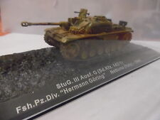 "1/72ième - StuG. III Ausf.G (Sd.Kfz.142/1) Fsh.Pz.Div. ""Hermann Göring"" Nettuno"