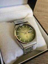 SEIKO 0703-8030 Elnix Electromechanical Watch - 1975 - VGC - Working